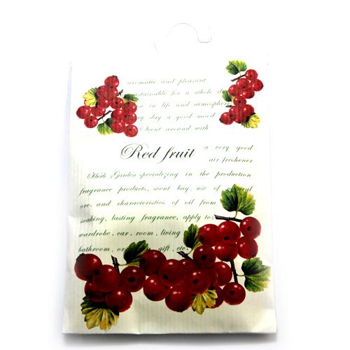 J-garden 옷장방향제 포켓방향제 종이옷장방향제 종이방향제, 레드프룻 대형