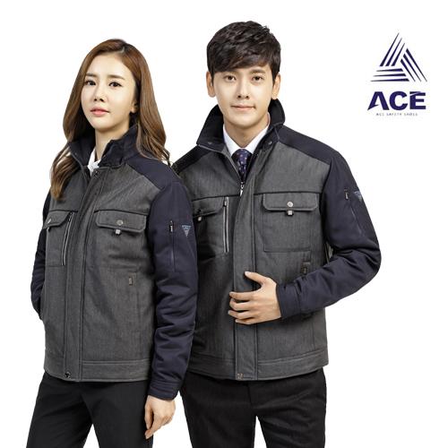 그린사몰 겨울작업복 근무복 ACE-1608