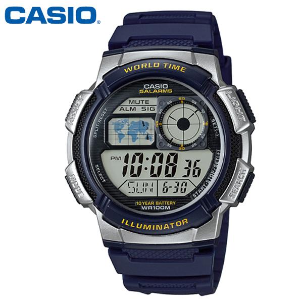카시오 AE-1000W-2A 군인시계추천