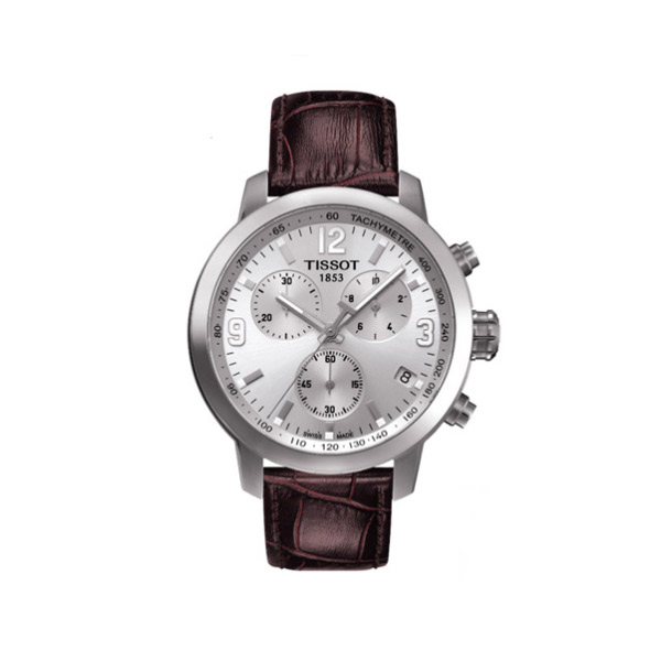 티쏘 남성용 크로노 시계 T055.417.16.037.00
