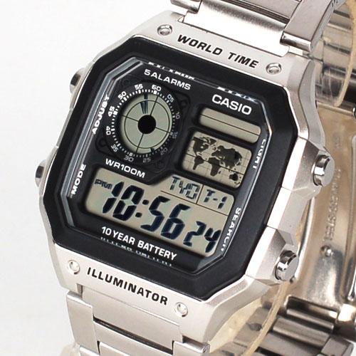 카시오 AE-1200WHD-1A 카시오시계 CASIO 남성시계