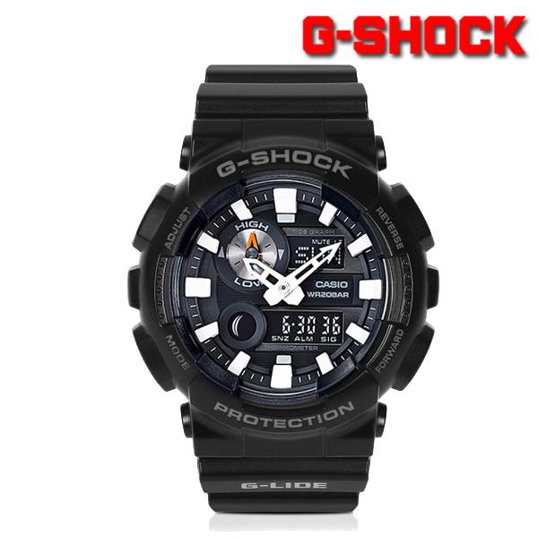 G-SHOCK 지샥 200M 방수 스포츠 손목시계 GAX-100B-1A