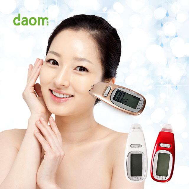 미니유수분측정기 스킨케어 피부관리 수분측정 유분측정, 본품선택
