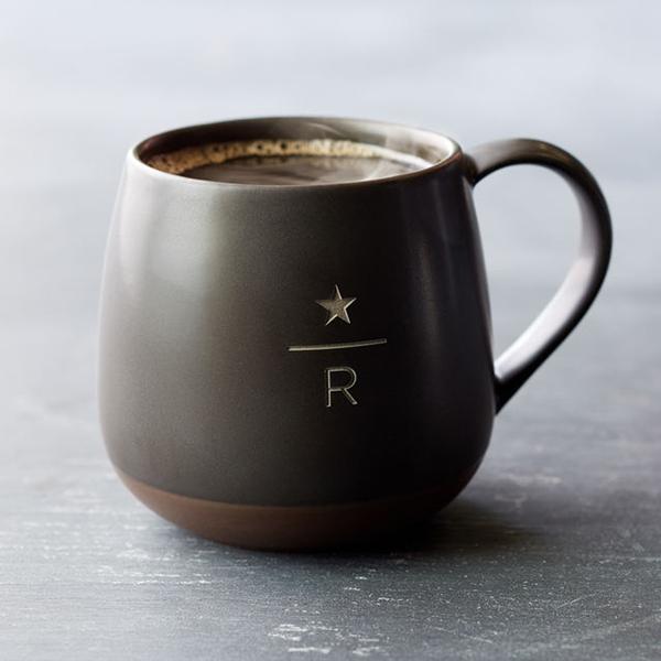 [스타벅스] Starbucks Reserve Mug - Charcoal, 혼합색상, 237ml