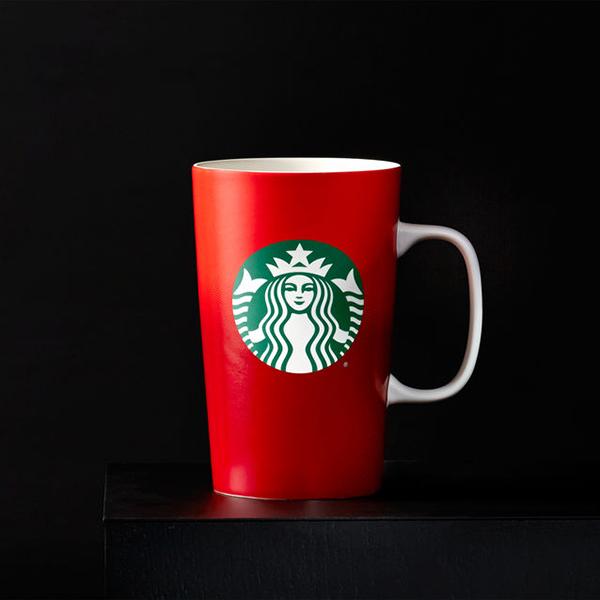 [스타벅스] Red Holiday Mug, 혼합색상, 473ml