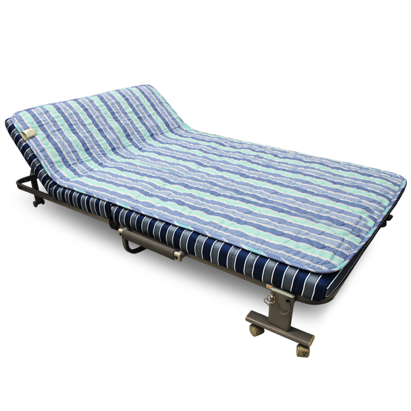 라꾸라꾸 온열더블(온열분리형) 침대4 세탁커버 증정, 블루