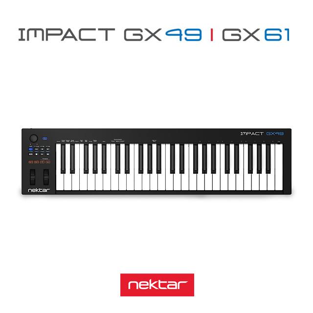 Nektar Impact GX49, 1개