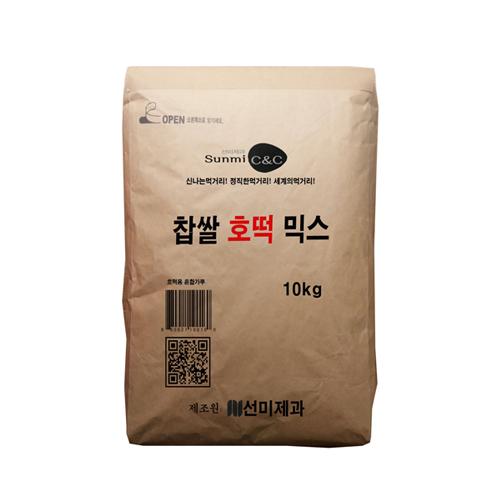 [선미c&c] 찹쌀호떡믹스 10kg, 1개