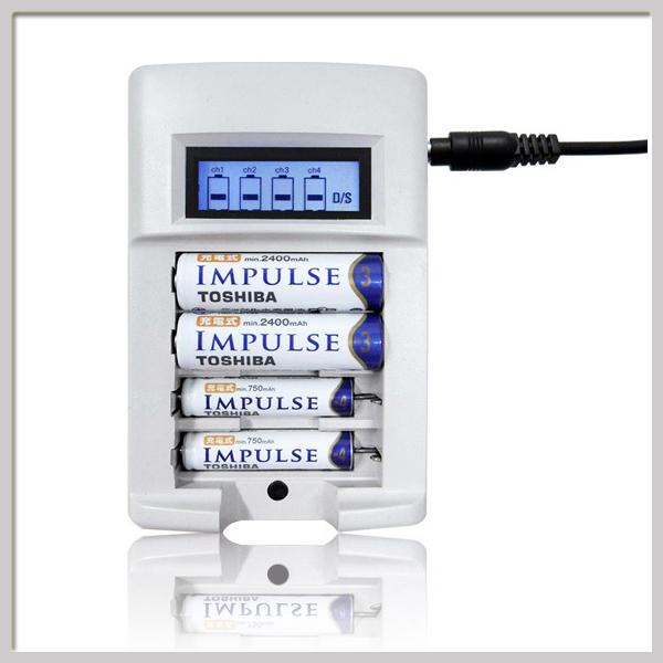 Kkamnyang 깜냥 LCD-78 충전기, 단일모델