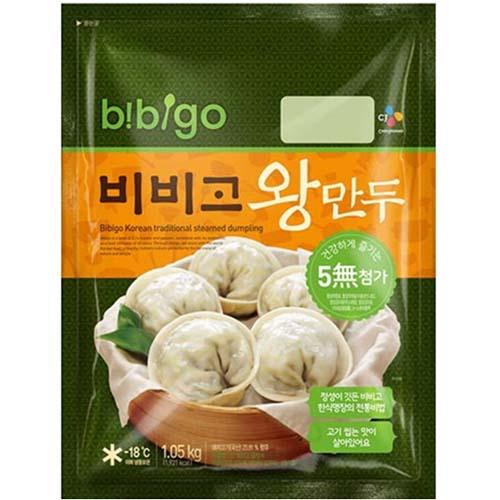 (냉동)비비고 왕만두1.05kgx1개, 1개, 1.05kg