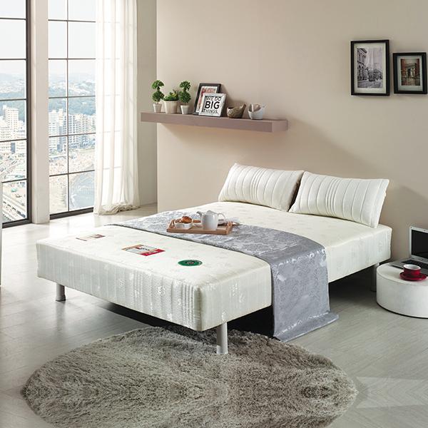 하포스 정품 단면 매트리스 침대 본넬스프링매트리스, 05_베이직, 02_높이 19.5cm(일반침대 높이)