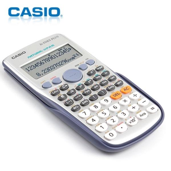 카시오 고급 공학용계산기_FX570ESPlus_80X162X13.8mm_(1EA), 딱 내스타일