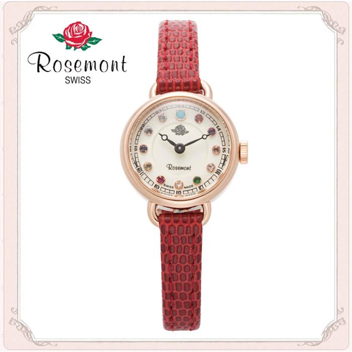 [로즈몽] 탄생석 RS#45-05RD [매장방문수령가능] ROSEMONT 여성시계 우림본사정품 가죽시계 백화점A/S가능 [사은품증정] 손목시계 RS45-05RD