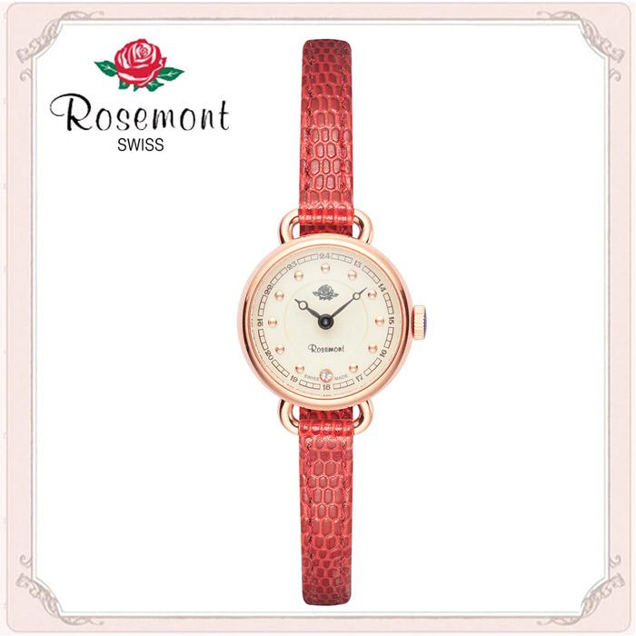 [로즈몽] 탄생석 RS#45-05DT-RED 방문수령가능 ROSEMONT 여성시계 우림본사정품 가죽시계 백화점AS가능 [사은품증정] 손목시계 RS45-05DT-RED