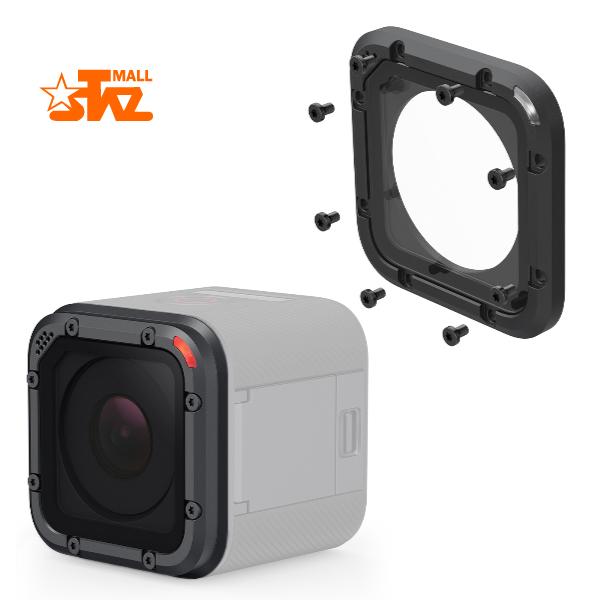 GoPro(미국) 고프로 세션 렌즈교체킷 정품 고프로4 5 세션공용 액션캠, 블랙, GoPro