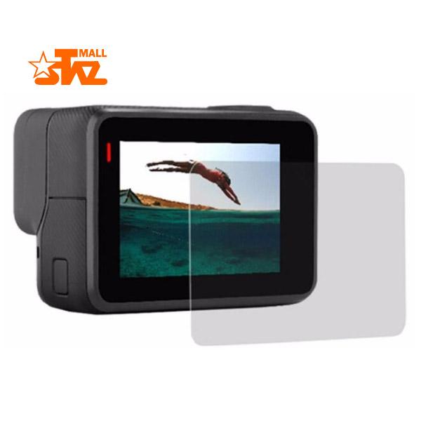 GoPro 고프로7블랙 방탄필름 강화유리 히어로567블랙공용호환 액션캠, 블랙