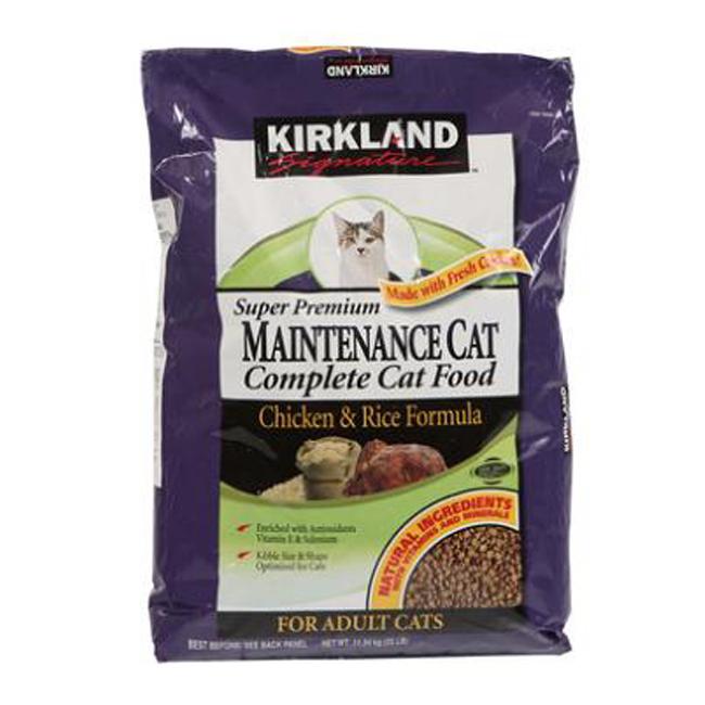 코스트코 커클랜드 고양이 사료 11.3kg 대용량 고양이사료, 1개