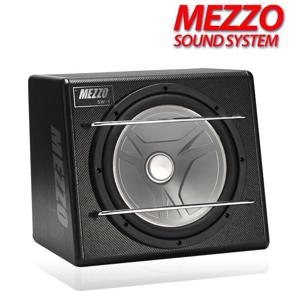 MEZZO 일체형서브우퍼 서브우퍼 SW-1, 일체형우퍼 SW-1