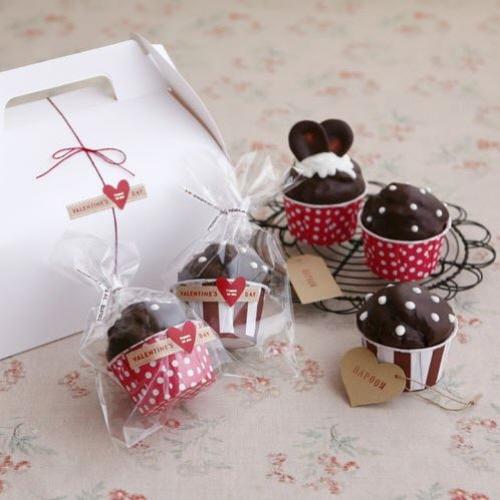이홈베이커리 초콜릿 컵케익 초콜릿만들기 세트 만들기세트, 1개