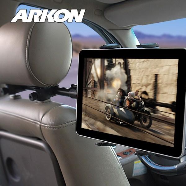 아콘 TAB-RSHM3 차량용 헤드레스트 거치대 뒷좌석 타블릿
