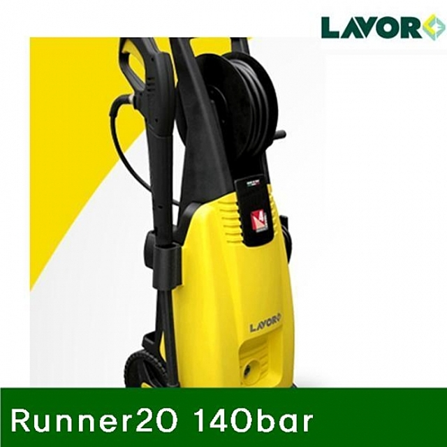 LAVOR B102743 고압세척기 Runner20 140bar (1EA), 1개