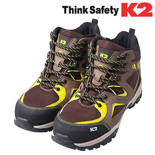K2 K2-67 프리미엄 안전화(6인치)