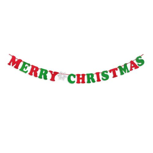 파티앤벌룬코리아 펠트가랜드 크리스마스가랜드, 메리크리스마스