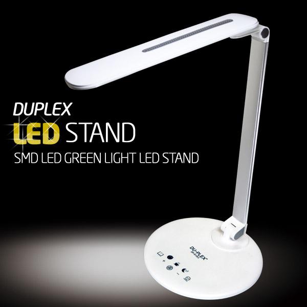 듀플렉스 LED 밝기조절 색온도조절 스탠드, DP-910LS