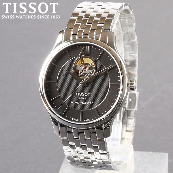 TISSOT 티쏘시계 트레디션 오픈하트 T063.907.11.058.00