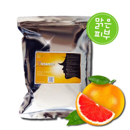 뿌띠 비타민 고무팩/모델링마스크 1kg, 1개, 1