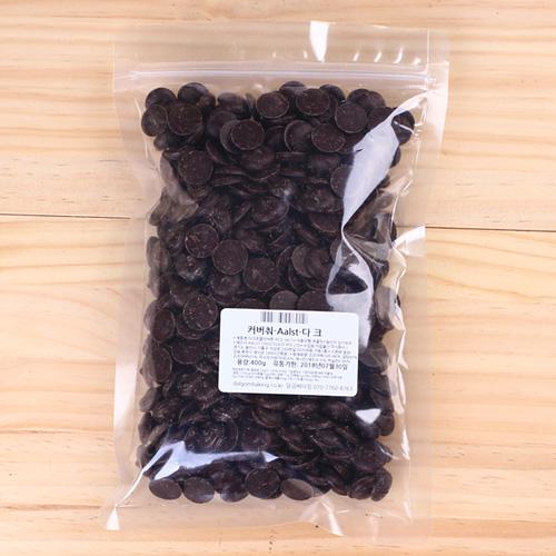 달곰베이킹 커버춰 초콜릿 모음, 1개, 선택02.커버춰-알스트-다크400g