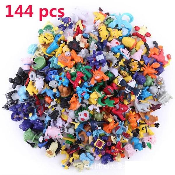 pokemon, 144개