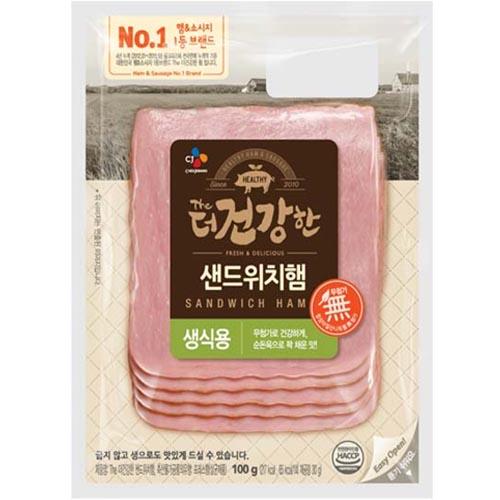 (냉장)CJ제일제당 더건강한, 1개