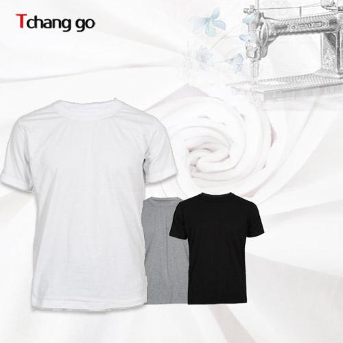 티창고 국내산라운드반팔 티셔츠 면티SET