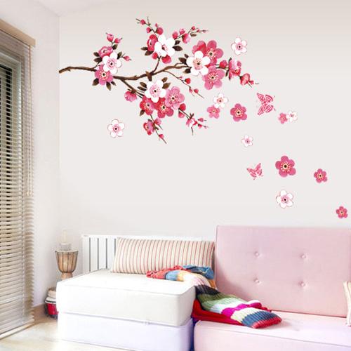 젤리펀트 우리집꾸미기 포인트스티커, 수채꽃과나비