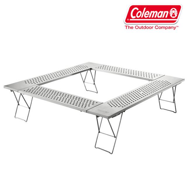콜맨(Coleman) 정품 파이어 플레이스 테이블-2000010397, 단품-3-1504741470
