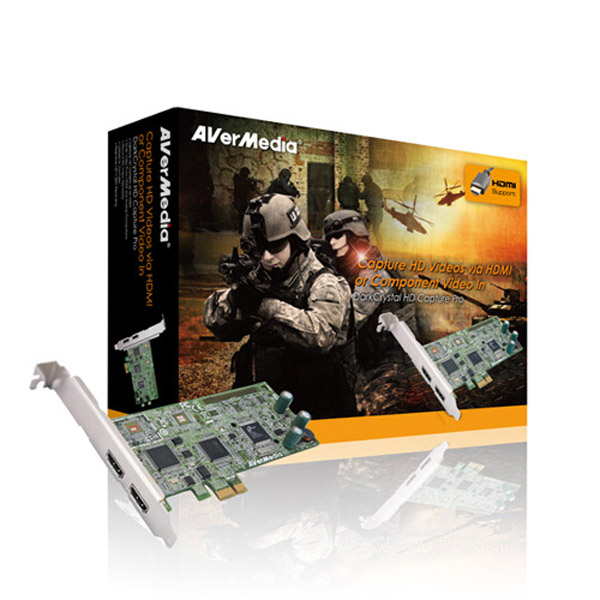 AVerMedia HD Capture Pro / HDMI / 아날로그 영상캡쳐 / 영상 기타 장비, 단일 모델명/품번