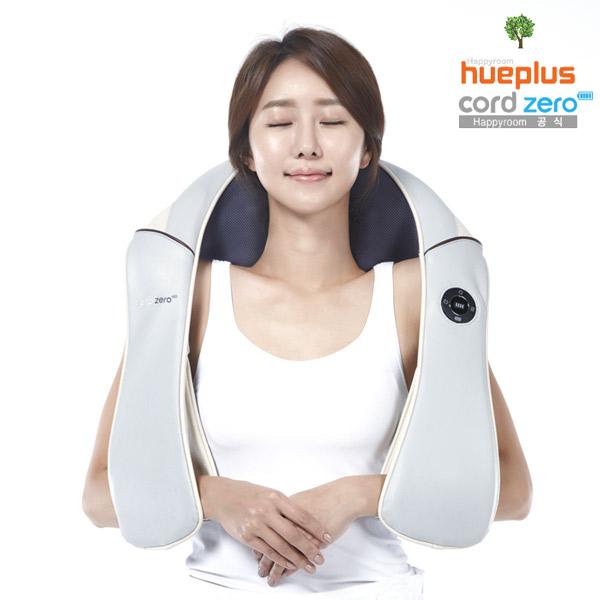 해피룸 휴플러스 스마트 목 어깨 무선 안마기 CORDZERO-6000 어깨안마기