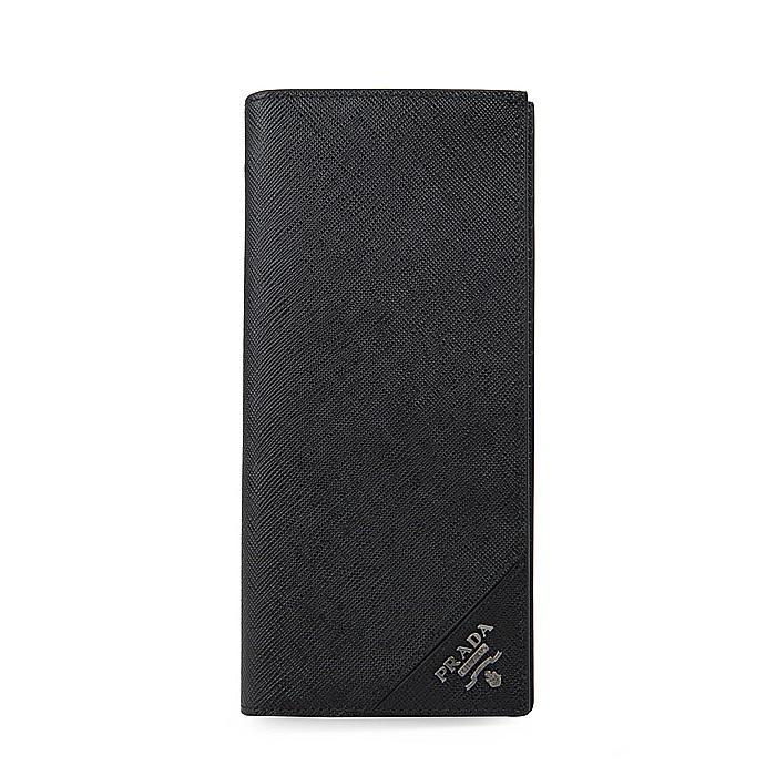 [프라다]사피아노 메탈 남성 장지갑/2MV836 QME F0002