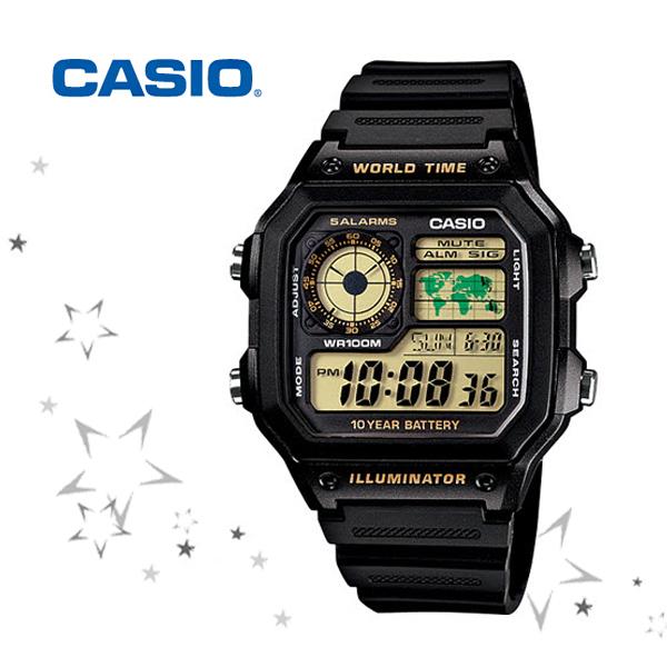 AE-1200WH-1B 카시오 시계 CASIO 남성시계