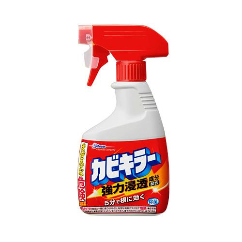 카비키라 욕실용 곰팡이 제거제(400g)-본품, 1개