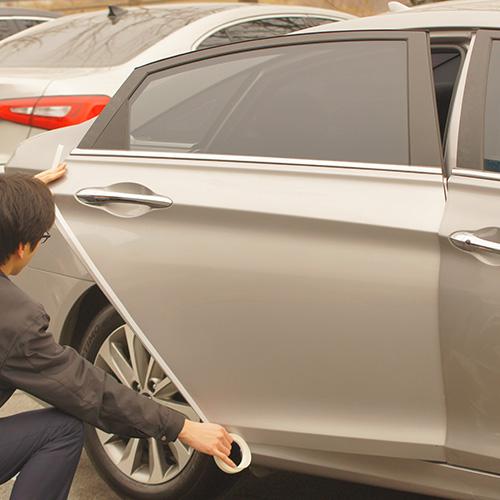 마프로 도어엣지 PPF 문콕방지 자동차보호필름 1.5x5M 도어가드