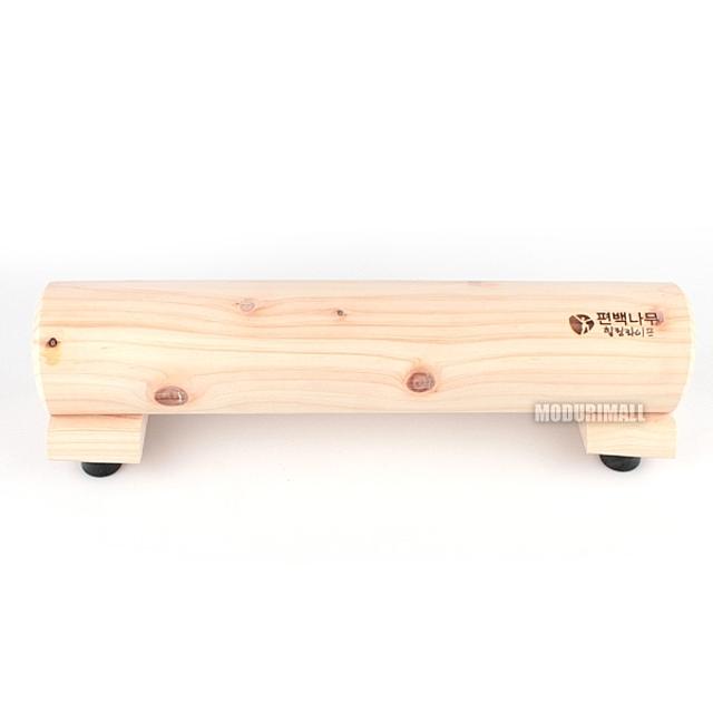 힐링라이프 편백나무발목펌프 받침일체형 발목운동 발펌프, 1개, 본상품선택