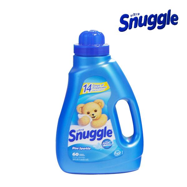 스너글 snuggle 고농축 섬유유연제 블루스파클 1.47L 일반섬유유연제, 단일상품