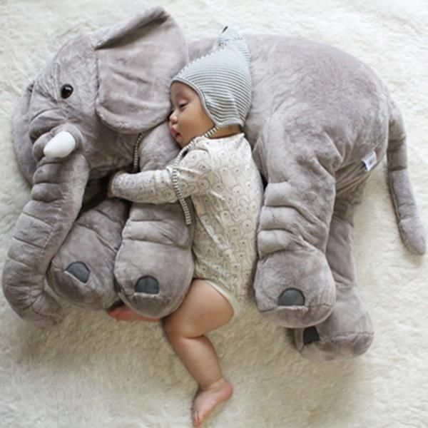 블랑가또 코끼리 애착인형 봉제인형, 그레이 스몰