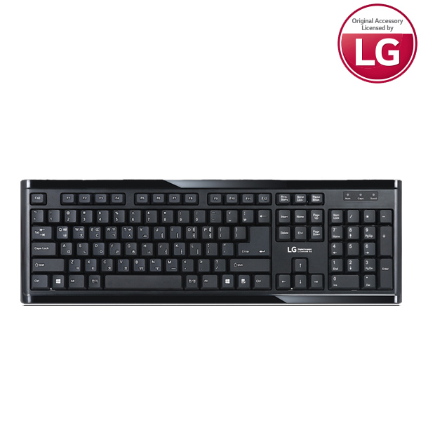LG 유선 USB 키보드 GK-3000/엘지키보드/LG키보드/기본키보드/유선키보드/USB키보드, 본품선택, 본제품선택