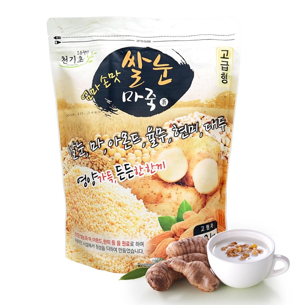 엄마손맛 쌀눈 마죽 1.3kg / 식사대용 영양식