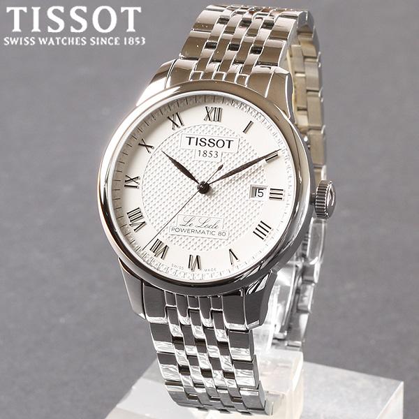 [TISSOT] 티쏘시계 르로끌 오토매틱 T006.407.11.033.00
