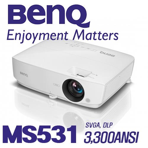 BENQ 밴큐 프로젝터 빔프로젝터 빔프로젝트, MS531