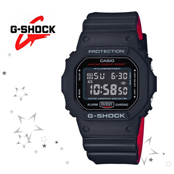지샥 DW-5600HR-1 카시오 지샥시계 CASIO G-SHOCK